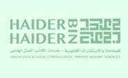 Haider Bin Haider Advocates